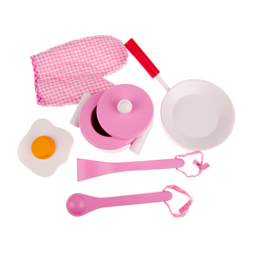 Fun Factory - Cooking Kitchen Pink Set 7 pcs