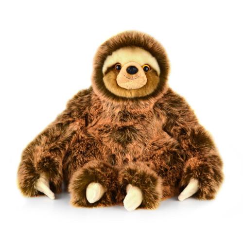 Korimco Animal Kingdom Sloth Plush Soft Toy 36cm