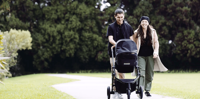 The Oscar Mx   One of the most versatile stroller's on the market