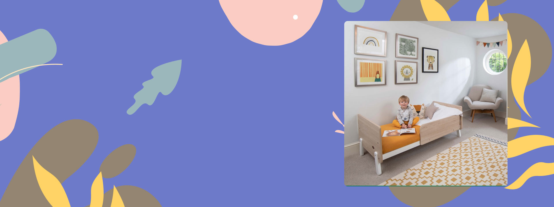 Nursery Furniture available in-store