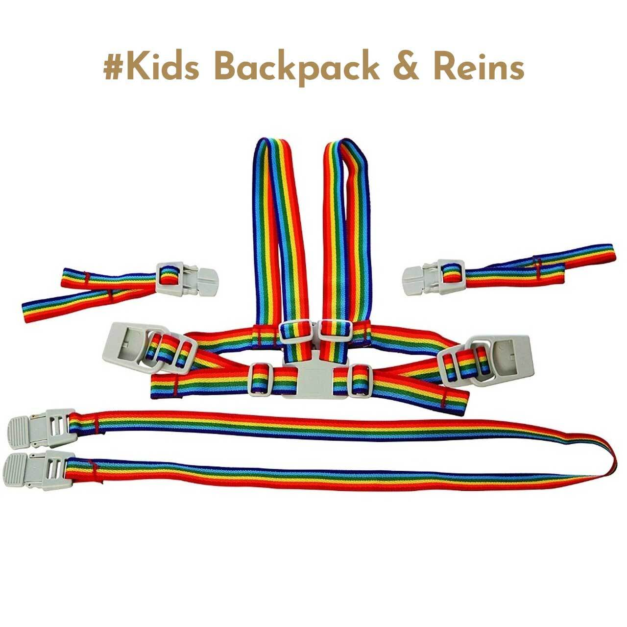 Kids Backpack & Reins