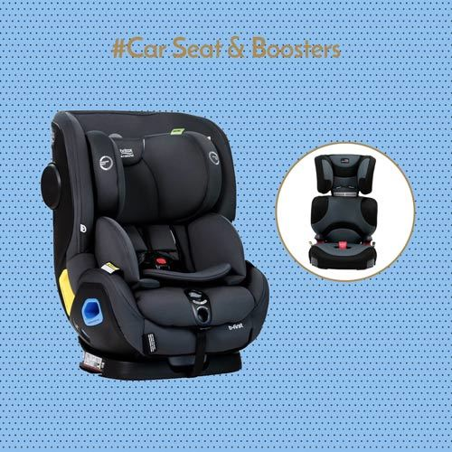 Car Seat and Booster Seats