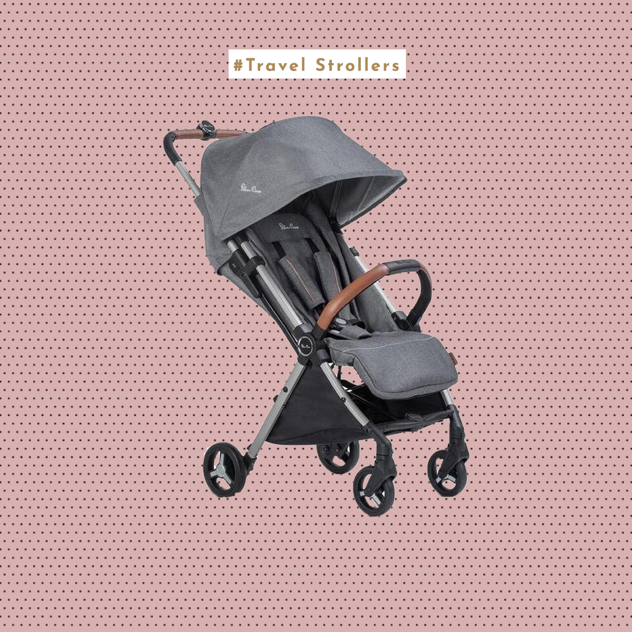 Travel Prams and Strollers