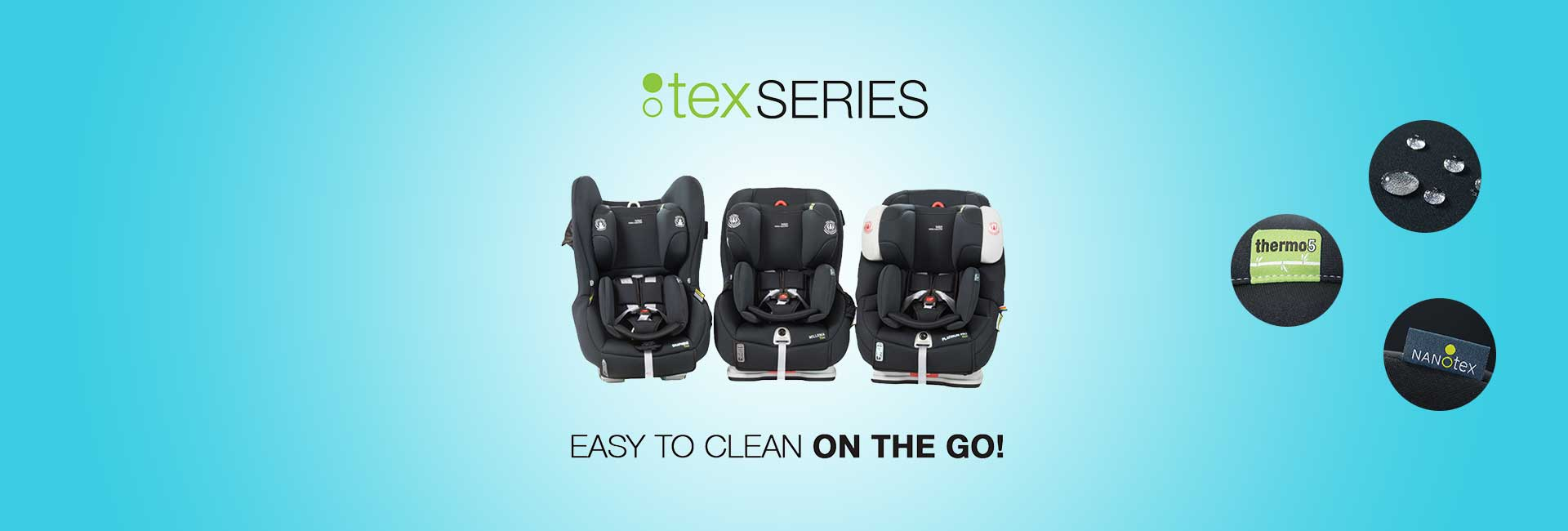 Britax Tex Series