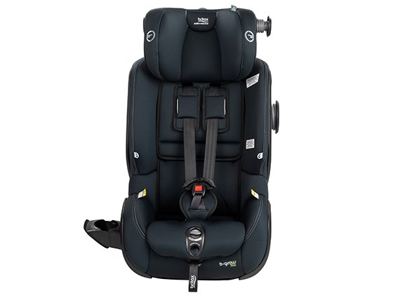 B Grow Clicktight Car Seat with bottle holders