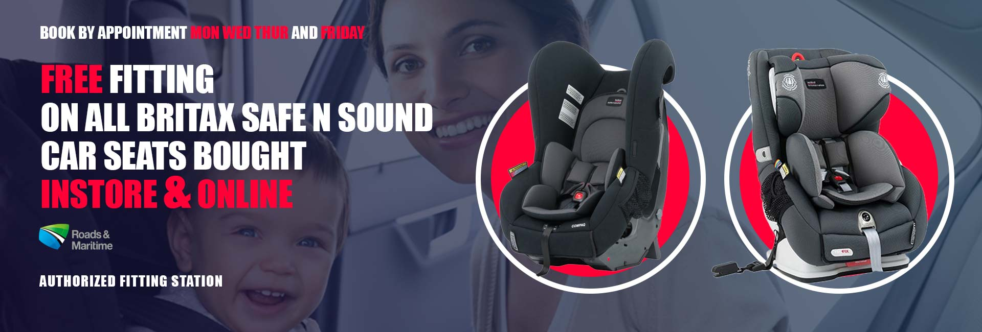 Car Seat Fitting