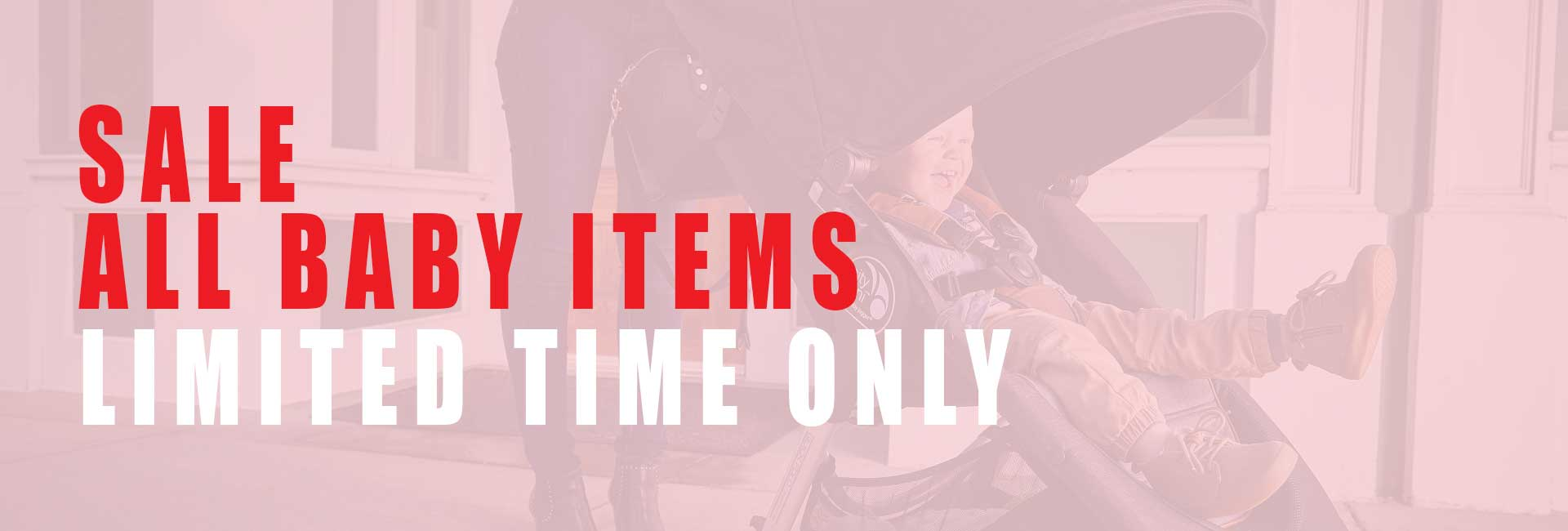 Sale items instore and online