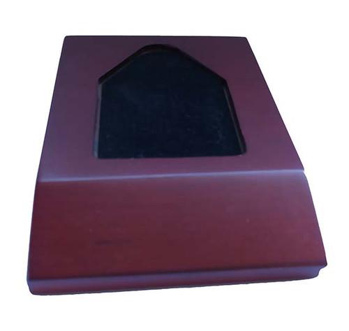 LIMITED EDITION BULOVA SOLID BRASS MINI WINDMILL DESK CLOCK