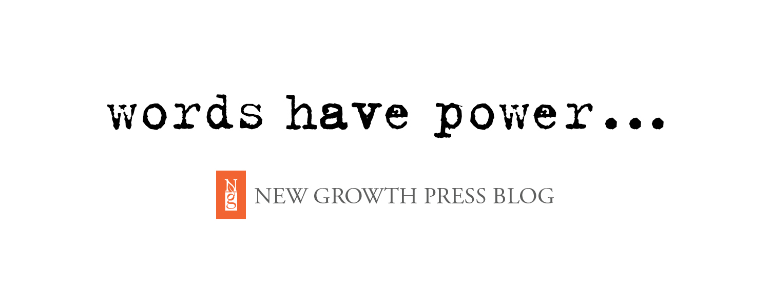 New Growth Press Blog