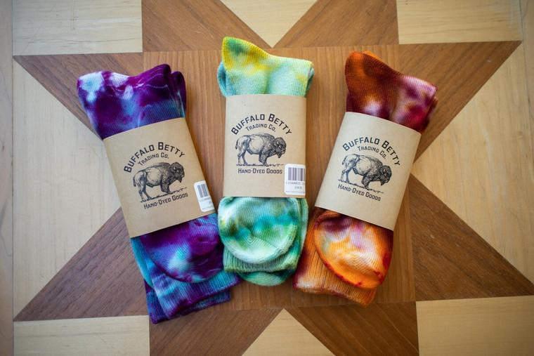 Tie-Dye Socks (WS)