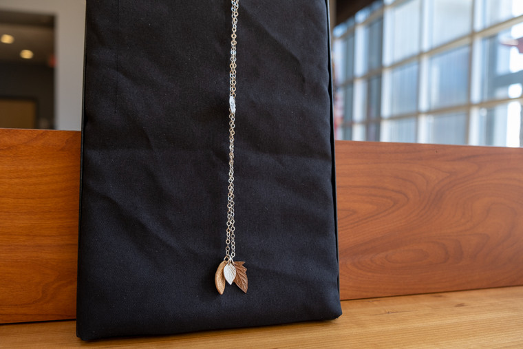 3 Leaf Necklace