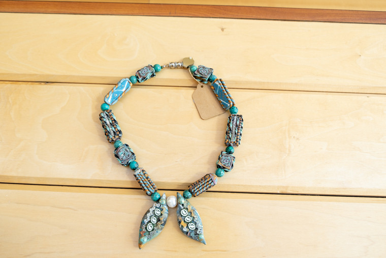 Polymer Necklace