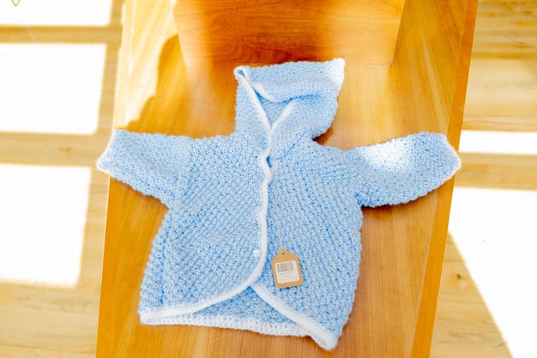 Baby Jacket (Light Blue)