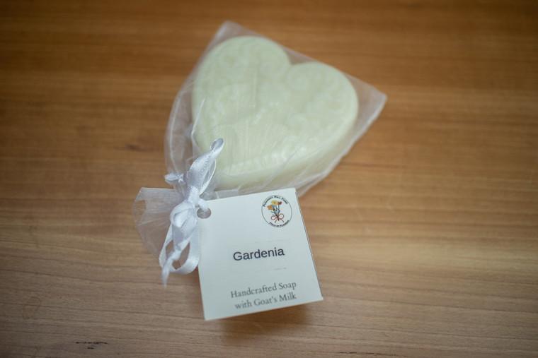 Soap Heart (Gardenia) - 81793