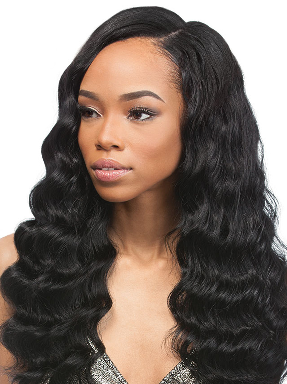 Velvet Brazilian Beach Wave 14 Human Hair Weave Extensions Uptownwigs