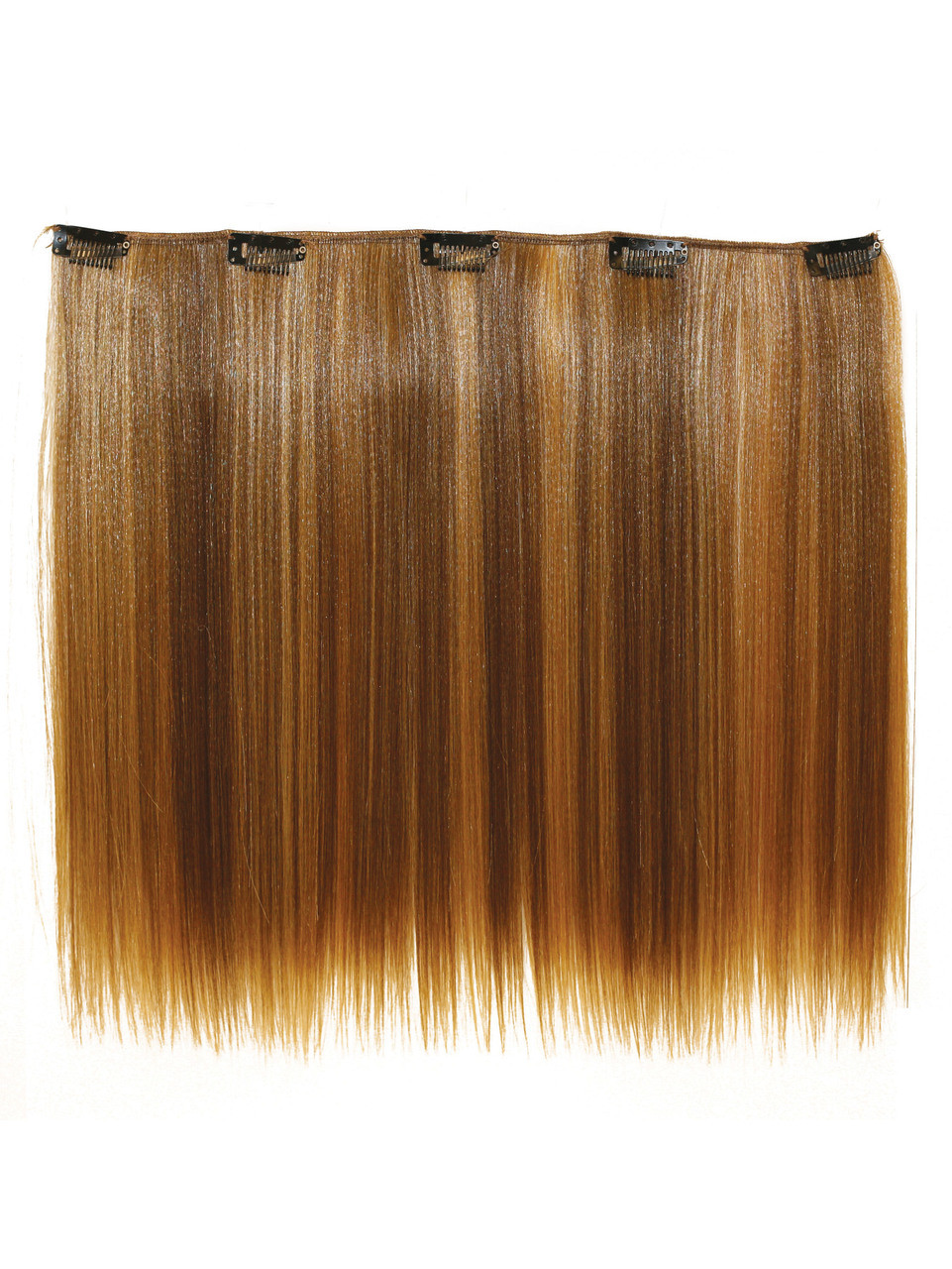 Weave extensions with clips
