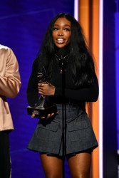 SZA Won Best New Artist At The 2018 BET Awards