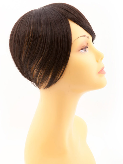 HPF-701 Clip-In Bang Synthetic Hairpiece