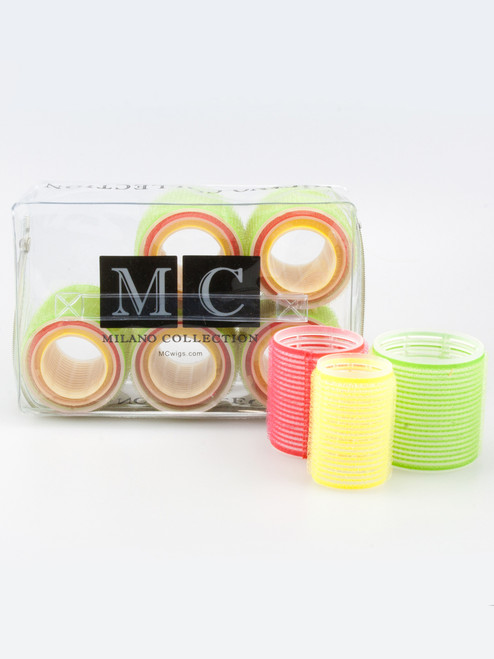 18 PC Velcro Rollers