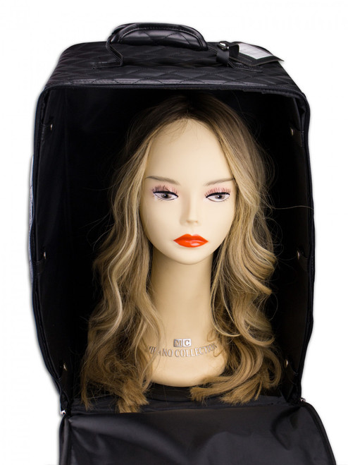 Tall Professional Wig Travel Case