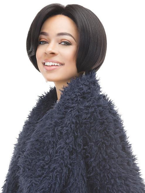 Mini Human Hair Wig