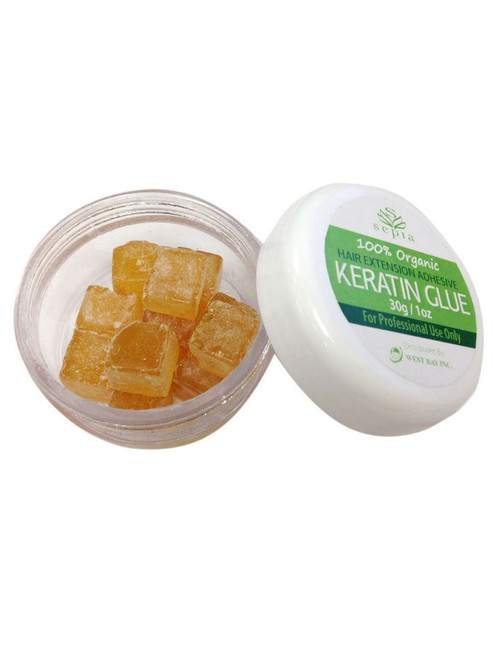 Fusion Keratin Glue Jar (Westbay)