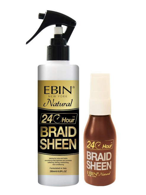 24Hour Braid Sheen Spray