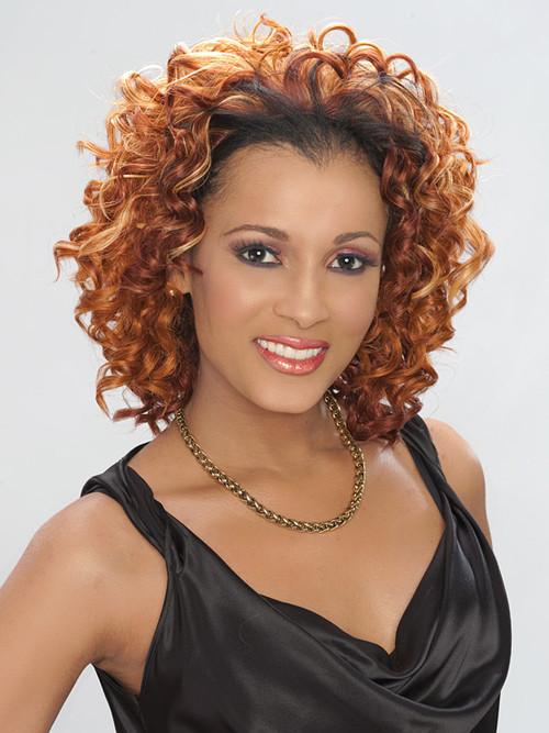 Farrah Half Wig - UptownWigs