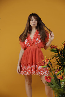 Le Pin Flower Dress