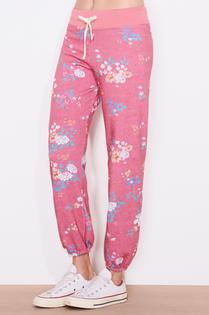 Floral Sweatpants