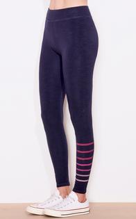 Multi Stripe Yoga Pant