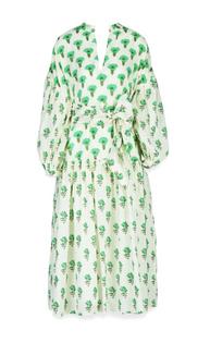 Green Aaira Dress