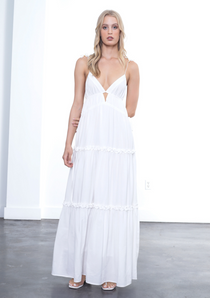 Solana Solid Dress