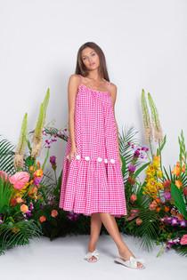 Clea Midi Dress