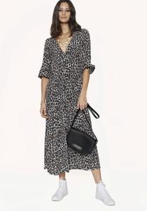 Chelsea Leopard Dress