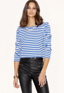 Cropped Talia Sweatshirt