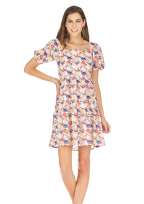 Birdies Tiered Dress