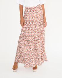 Sunshine Paradise Maxi Skirt
