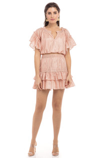 Kendall Print Dress