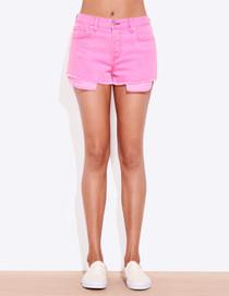 Exposed Pocket Shorts