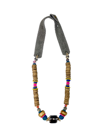 Stacked Classic Necklace - Woodstock