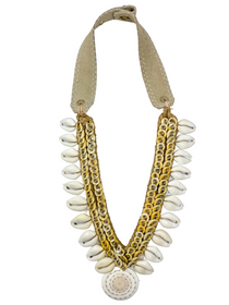 Cowrie Collar Necklace - Edition 15