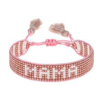 Rose Gold Mama Bracelet