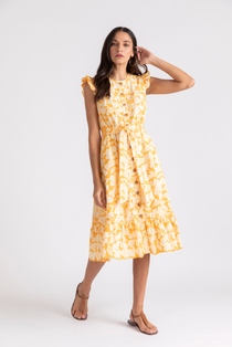 Della Midi Dress