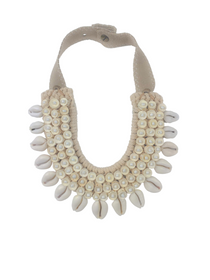 Cowrie Collar Necklace - Edition 6