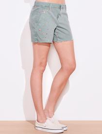 Paint Splash Shorts