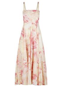Apron Maxi Dress