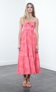 Antonia Print Maxi Dress