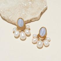 Adelaide Pearl Drop Earring