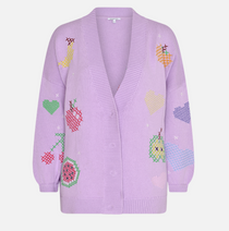 Flora Embroidered Sweater